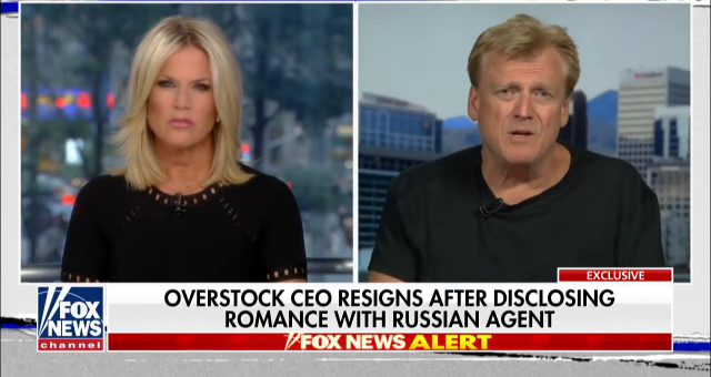 Overstock CEO resigns after disclosing romance with Russian agent.mp4