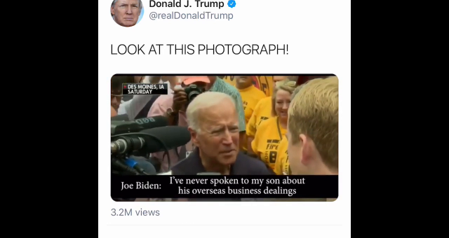 LOOK AT THIS PHOTOGRAPH! Trump just tweeted the Nickelback meme ?.mp4